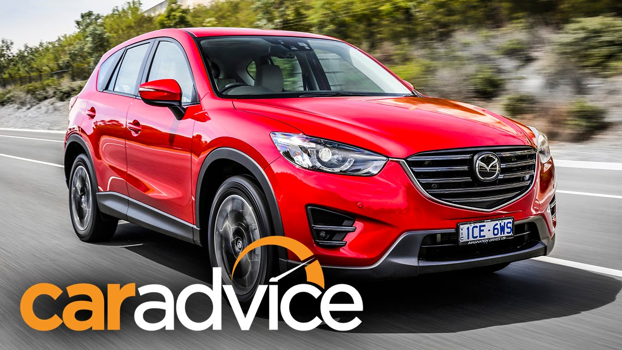 mazda cx-5 review 2015 (my 2016) - youtube