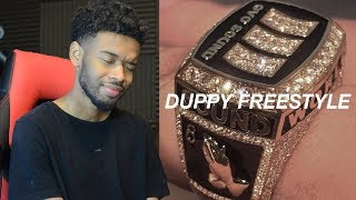 Drake - DUPPY FREESTYLE REACTION/REVIEW