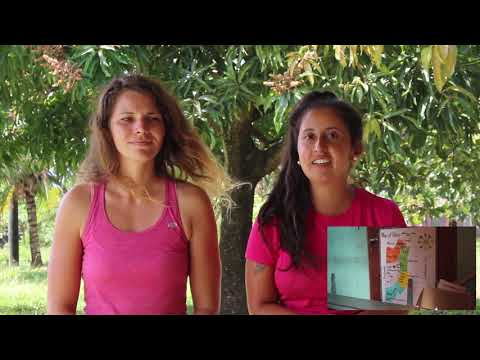 Meet Jitka and Lina - Development Instructors in Belize