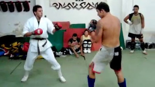 MMA vs karate