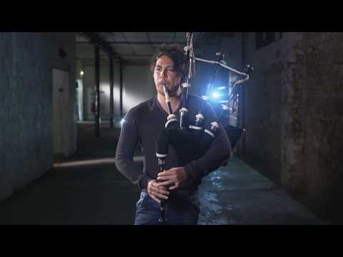 "Lincoln Hilton performing ""Dark Horse"" for BBC ALBA Piping Live 2017"