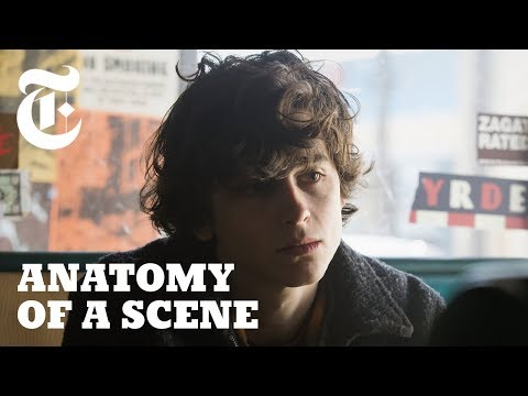 Watch Timothée Chalamet Play an Addict in 'Beautiful Boy' | Anatomy of a Scene