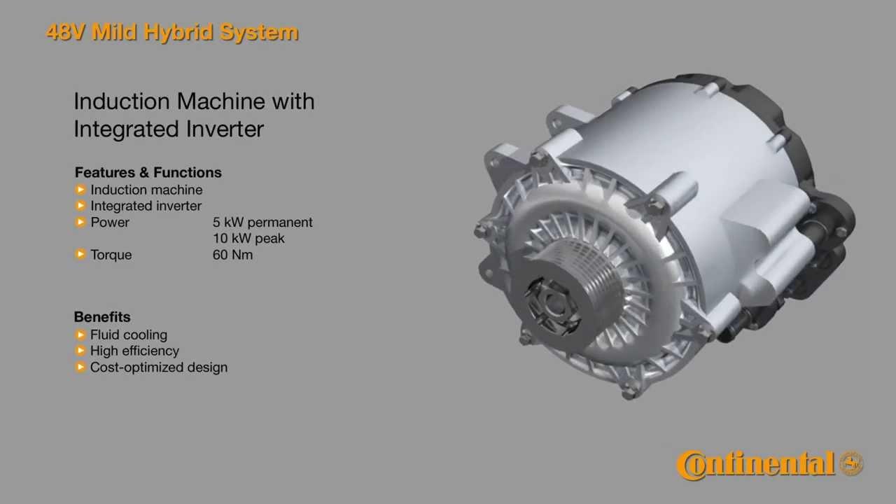 3 Phase Generator >> Continental ecodrive - YouTube