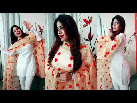 Miss Pooja & Sunanda  New TikTok Videos & Others TikTok Star, Nisha Bano, Jennyjohal, Chann Kaur,