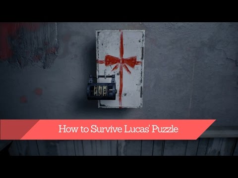 Resident Evil 7 - How to Survive Lucas' Happy Birthday Puzzle (with Ethan)
