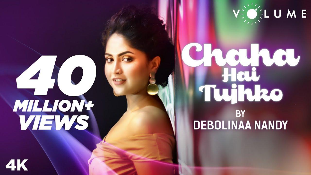 Hindi Song (Cover) Chaha Hai Tujhko Sung By Debolinaa Nandy