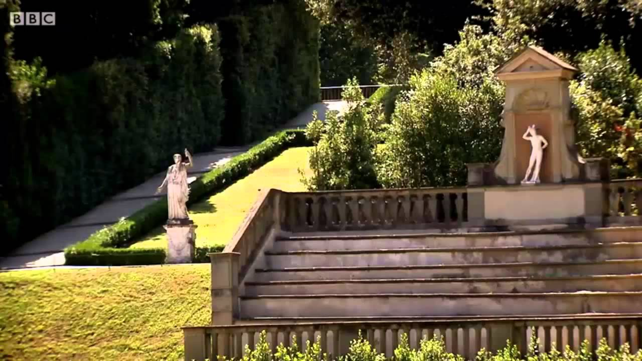 Italian Gardens Boboli Garden Hd Youtube