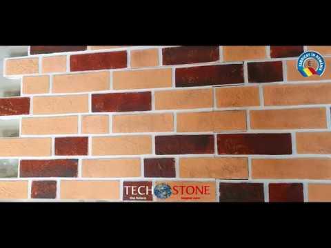Techstone Romania 2020 - Termosisteme fatade caramida aparenta Techstone Cora