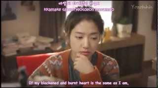 PARK SHIN HYE (박신혜) - Pitch Black  MV (Flower Boy Next Door OST) [ENGSUB + Rom + Hangul]