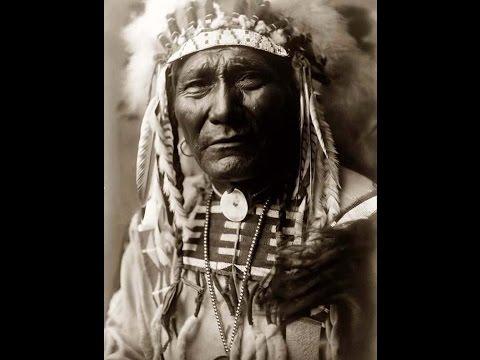 Crow Spiritual Flute - The Native American Indian
