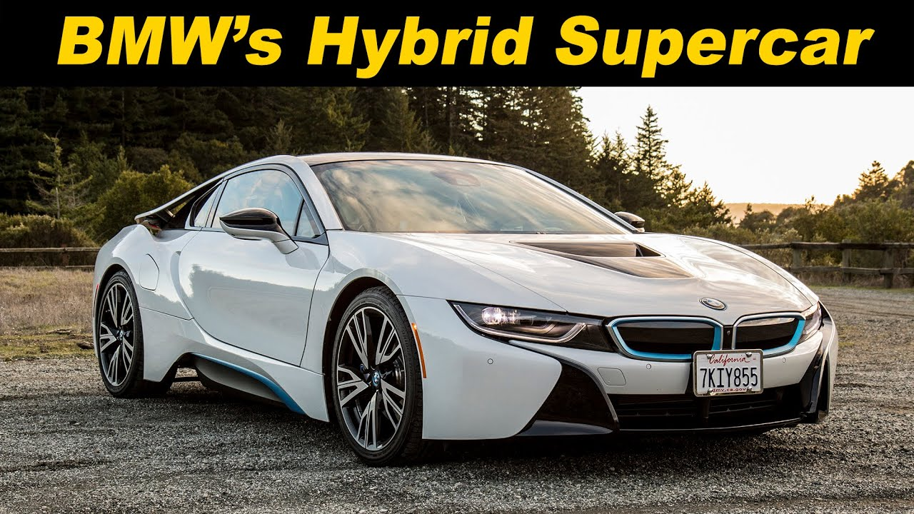 2016 bmw i8 plug in hybrid review and road test detailed in 4k uhd youtube. Black Bedroom Furniture Sets. Home Design Ideas