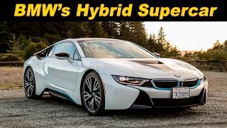 2016 bmw i8 plug in hybrid review and road test detailed in 4k uhd