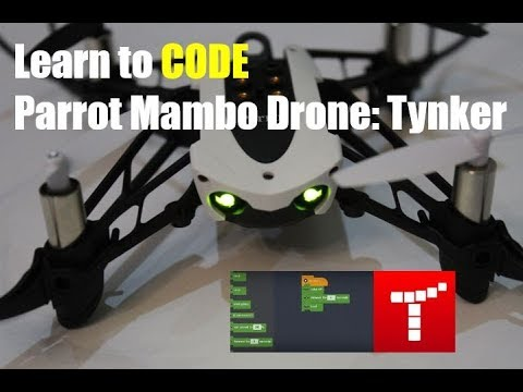 3 Drones to Learn How to Code