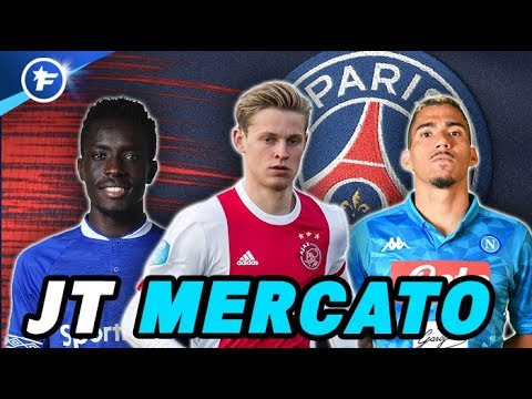 Ça s'agite au Paris Saint-Germain | Journal du Mercato
