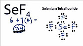 Sef4 Lewis Structure