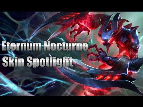 Eternum Nocturne Skin Spotlight - YouTube