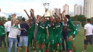 - Goiás x Atlético - Final Copa Goiás sub-19 - 2018