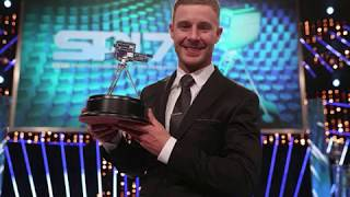Jonathan Rea beat Lewis Hamilton and Anthony Joshua to Sports Personality of the Year runner-up