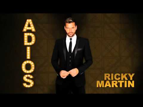 Ricky Martin - Adiós (Spanish Version) (Cover Audio)VEVO-(English/French Version)  Lyrics,Paroles