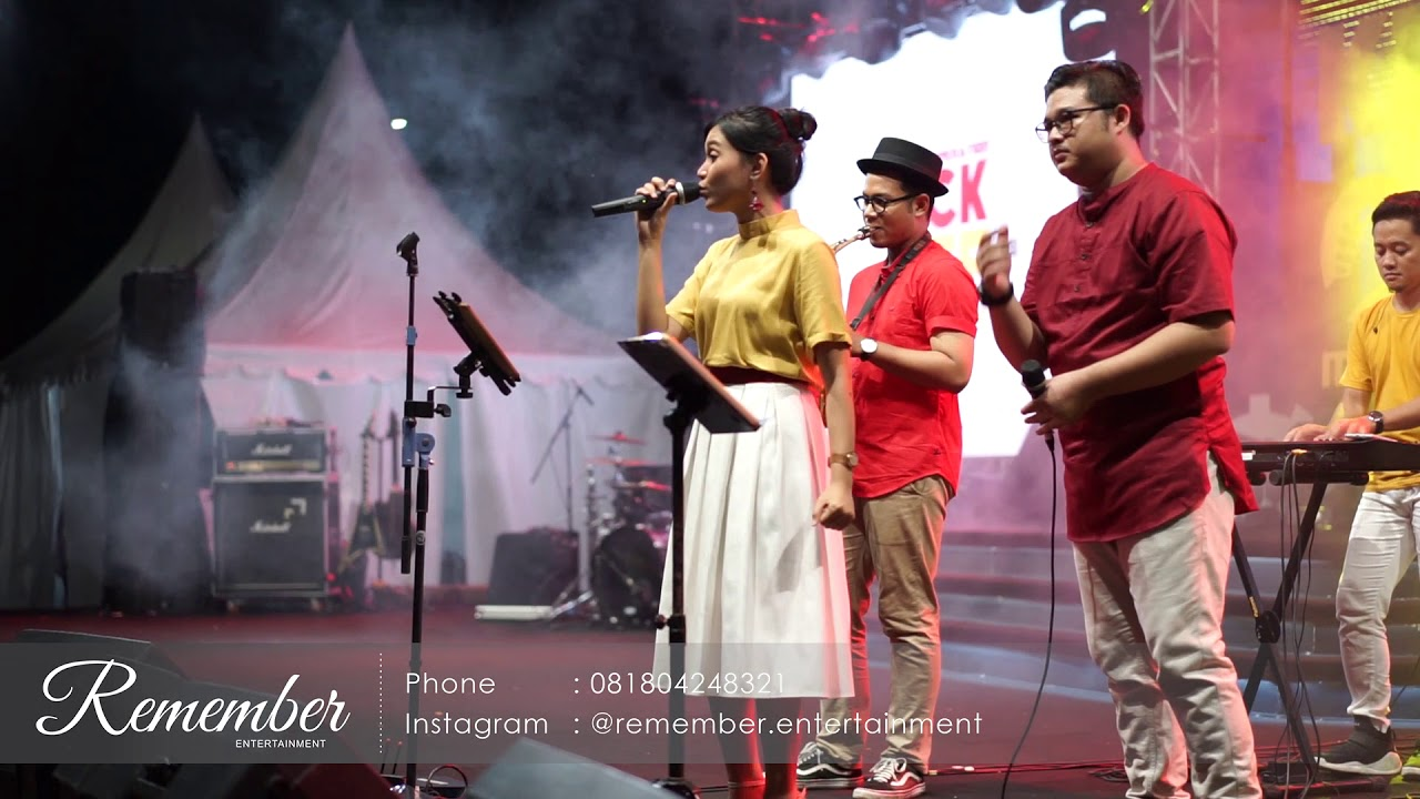 [ Versi Band ] Nike Ardila - Bintang Kehidupan cover Remember Entertainment