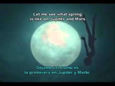 Fly me to the moon - Ending Evangelion (Versión completa)