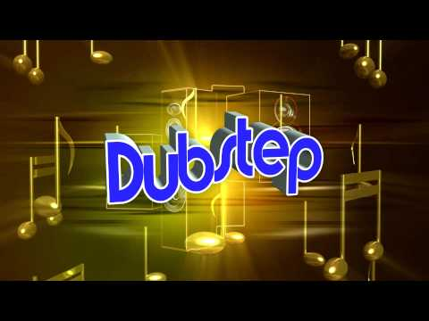 Dubstep  Music Notes in 3D  HD Wallpaper