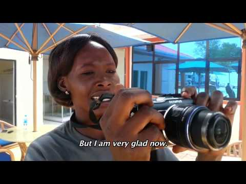 Photo camp explores South Sudan's talent