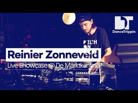 Reinier Zonneveld live showcase at De Marktkantine (Amsterdam)