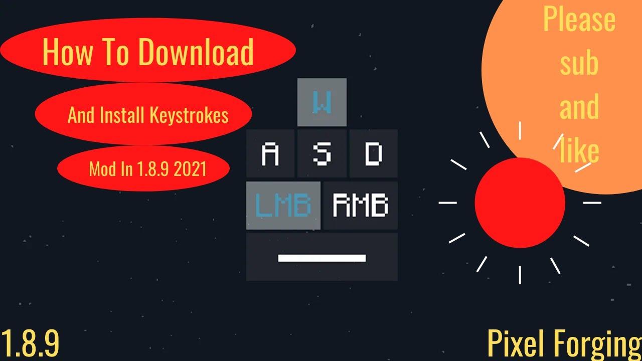 V4 keystrokes 189 mod On the