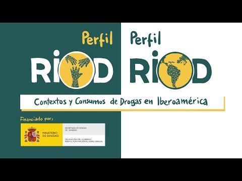 Perfil RIOD Contextos y Consumos de Drogas en Iberoamérica