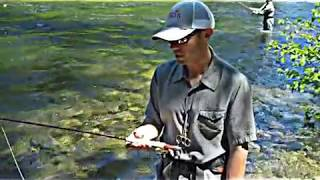 small stream fly rods and fishing tips redington classic trout