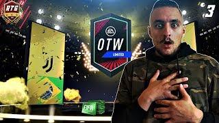 OMG!! ЗАПОЧВАМЕ С WALKOUT.... ПЪРВИ PACK OPENING!! FIFA 19 RTG #3
