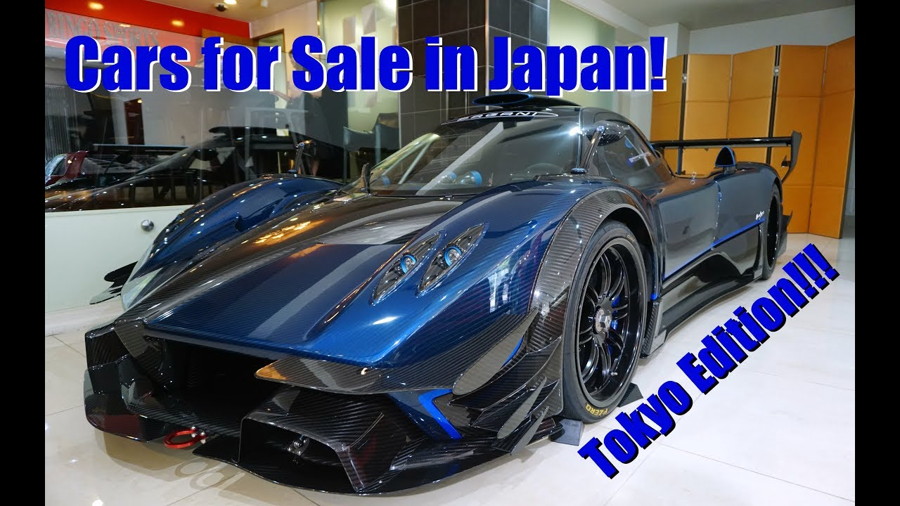 Cars For Sale In Japan Part 9 Bingo Sports Youtube