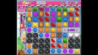 Candy Crush Saga Level 1252 No Boosters
