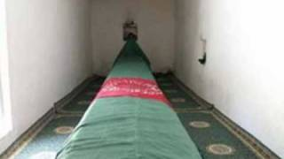 Graves of prophets and great people in Islam.Quran S. Layl. Abdul Basit