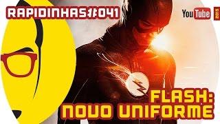 The Flash: Conheça o Novo Unifome - Notícias - NERD RABUGENTO