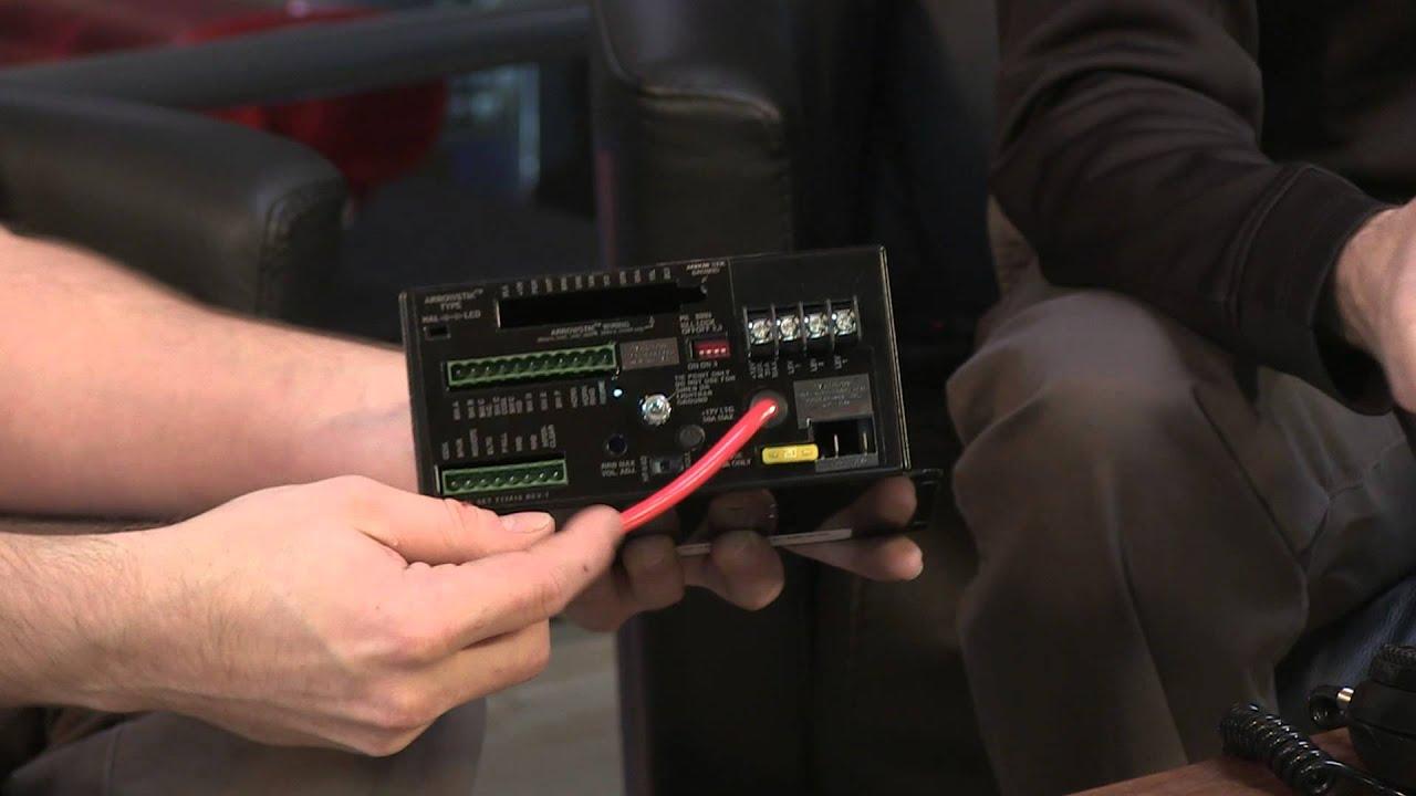 medium resolution of code 3 model 3998r remote lighted siren