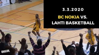 Fourth Quarter Highlights | Stacy Davis Game Winner | vs. Lahti Basketball 3.3.2020