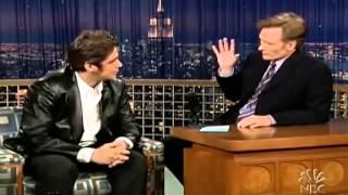 Conan O'Brien 'Benicio Del Toro! 3/24/05