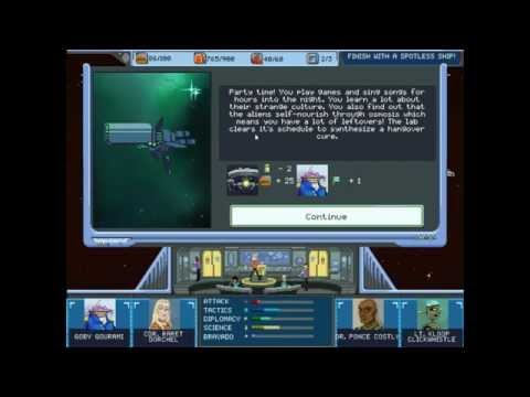 the Gaming tourist plays! Orion trail