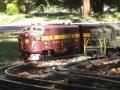 Labor Day Train Run 2010
