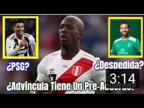 🔴¿Advíncula Tiene un PRE-ACUERDO con el Atlético? ⚽¿DESPEDIDA de Pizarro? ⚽¿CR7 al PSG?