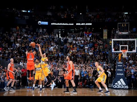 The NBA's Best Plays of the 2017 Regular Season!