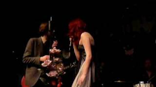 Florence & The Machine with Jarvis Cocker - Girl with One Eye, Tabernacle London