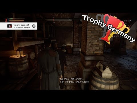 Vampyr - Merciful release - Trophy & Guide