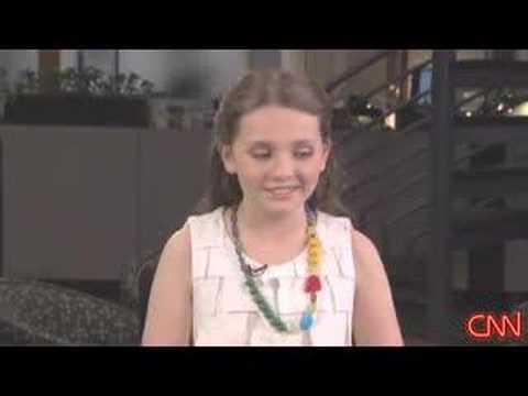 Abigail Breslin CNN Interview