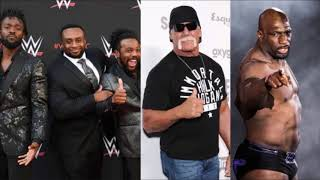 Black Wrestlers Speak Out About WWE