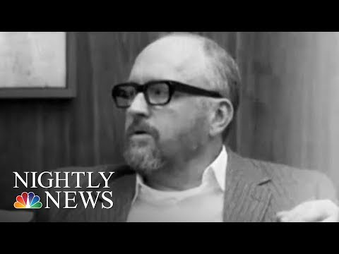Louis CK Accused Of Sexual Misconduct By Five Women | NBC Nightly News