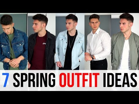 7 Simple & Affordable Outfits For Men | Spring 2018 (Asos, H&M, Zara, Topman & More)
