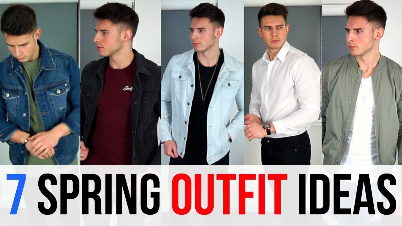 [VIDEO] - 7 Simple & Affordable Outfits For Men | Spring 2018 (Asos, H&M, Zara, Topman & More) 5